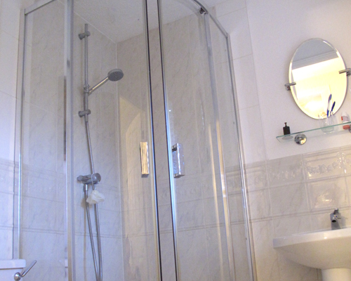 Modern shower doors & cubicle